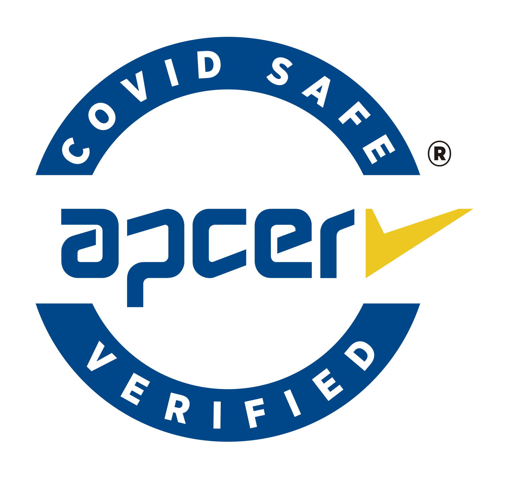 COVID SAFE VERIFIED COR