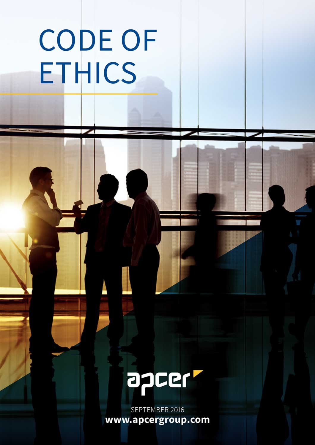 APCER Code of Ethics EN