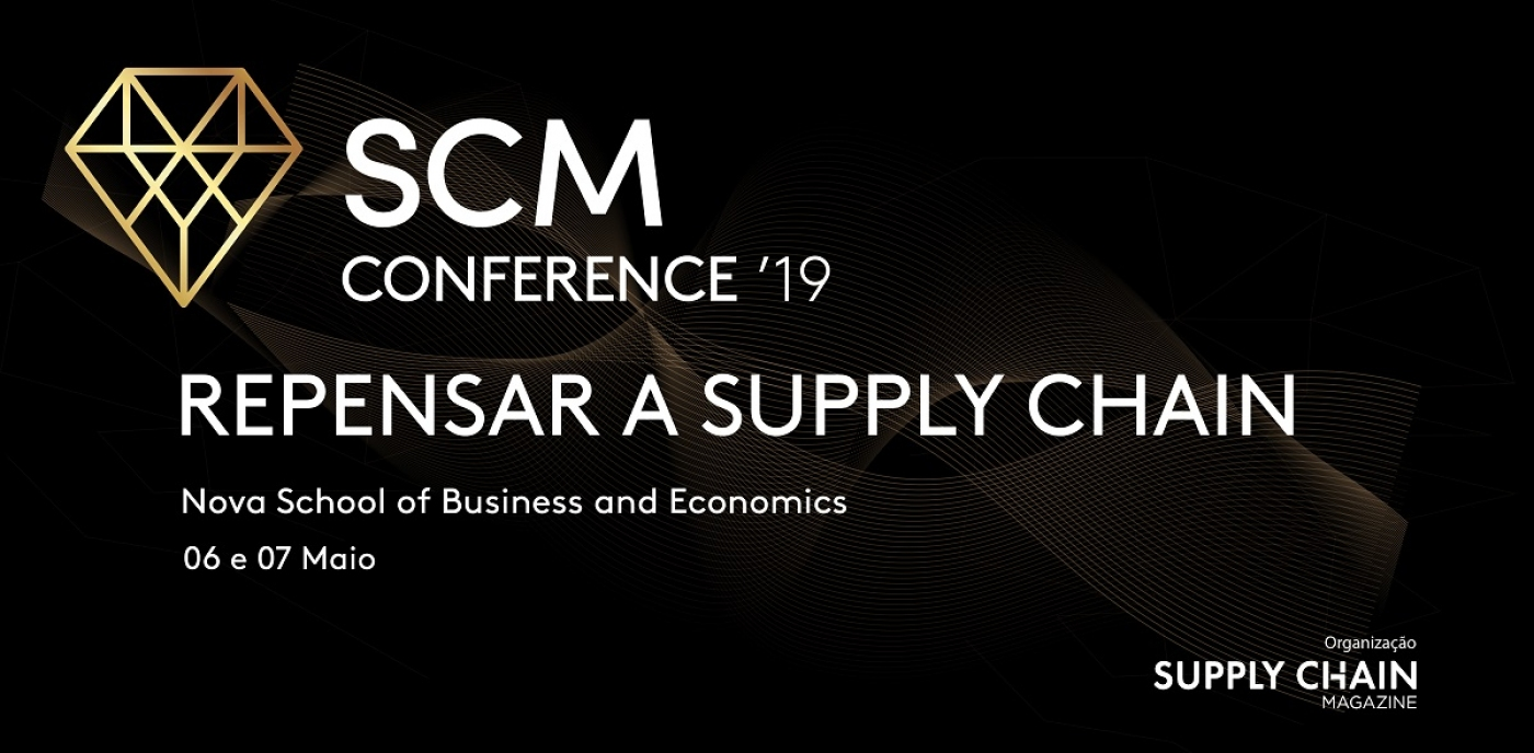 SCM Conference 2019 une liderança e estratégia na supply chain